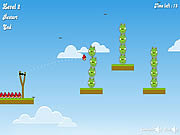 Angry Birds Bad Pigs Game